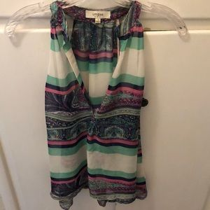 Multicolored blouse